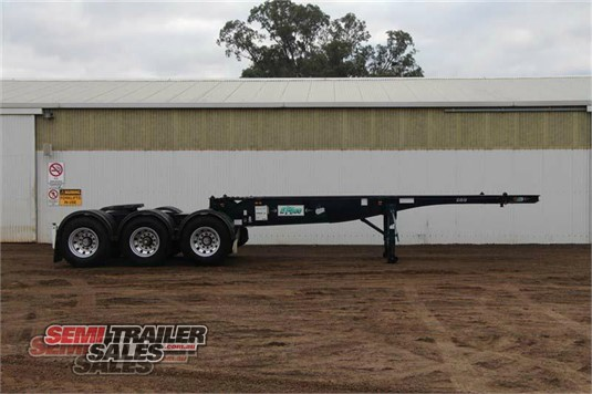 Freighter Skel Semi Trailer Semi Trailer Sales - Trailers for Sale