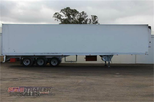 1998 Maxitrans Refrigerated Trailer - Trailers for Sale
