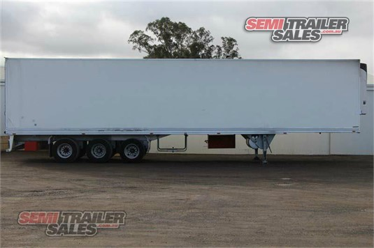 1998 Maxitrans Refrigerated Trailer Semi Trailer Sales - Trailers for Sale