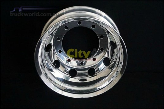 0 Alloy Rims 10/335 8.25x22.5 Polished Drive Alloy Rim Parts & Accessories for Sale