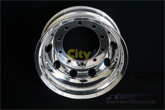 Alloy Rims 10/335 8.25x22.5 Polished Drive Alloy Rim - Parts & Accessories for Sale