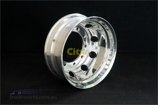0 Alcoa 10 Stud Volvo Alloy Wheel Rim - Parts & Accessories for Sale