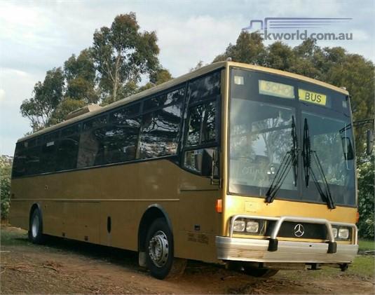 1996 Mercedes Benz Bus School Bus - Bill Slatterys Truck & Bus Sales