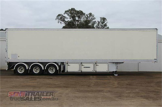 1998 Peki Pantech Trailer - Trailers for Sale