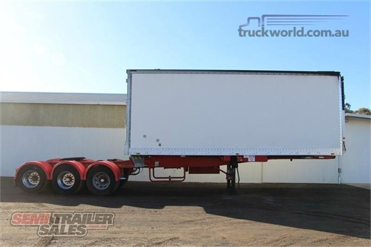 Maxitrans 12 PALLET REFRIGERATED PANTECH Trailers for Sale