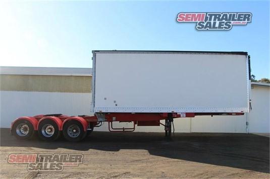 Custom 12 Pallet Roll Back Pantech Semi A Trailer Semi Trailer Sales - Trailers for Sale