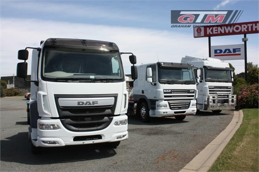 2019 DAF Stock Trucks Graham Thomson Motors  - Trucks for Sale
