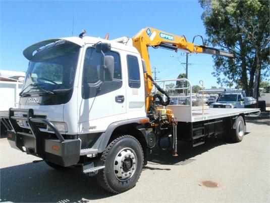 2005 Isuzu FVR 950 Long - Trucks for Sale