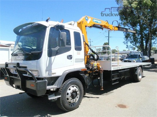 2005 Isuzu FVR 950 Long Trucks for Sale
