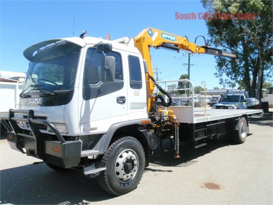 2005 Isuzu FVR 950 Long South City Truck Sales - Trucks for Sale