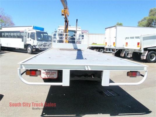 2005 Isuzu FVR 950 Long South City Truck Sales - Trucks for Sale