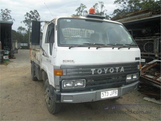 1995 Toyota Dyna 400 Wrecking for Sale