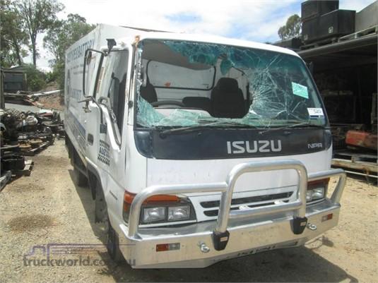 Isuzu NPR 300 - Wrecking Sales in Australia - TruckWorld