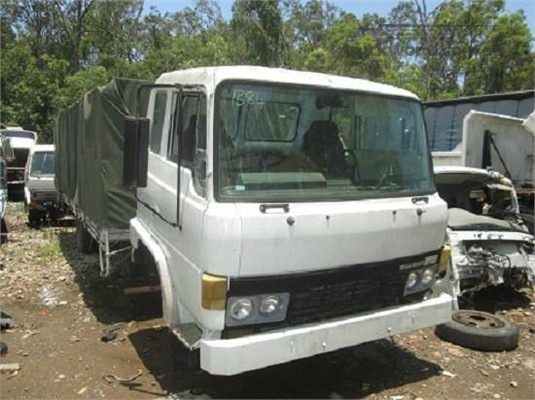 1985 Hino FD - Wrecking for Sale