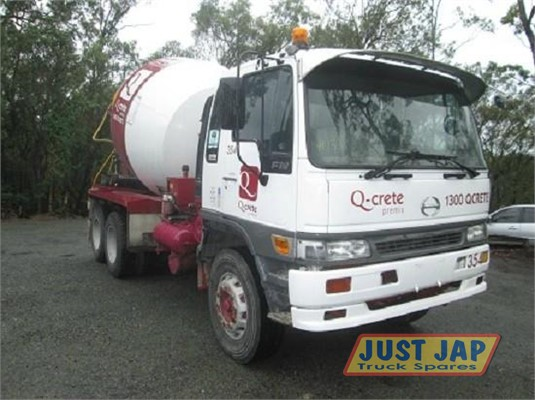 2002 Hino FM 1JRPA Just Jap Truck Spares - Wrecking for Sale