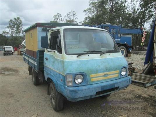 2000 Kia K2400 - Trucks for Sale