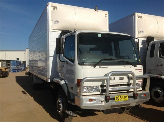 2007 Mitsubishi FM10 - Wrecking for Sale