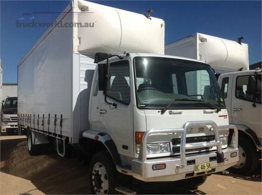 2007 Mitsubishi FM10 - Trucks for Sale