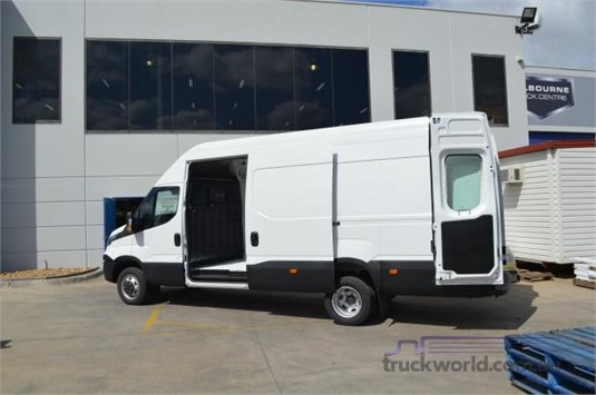 2016 Iveco Daily 50C17 Auto Van light commercial for sale Melbourne Truck Centre in Victoria ...