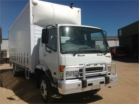 2006 Mitsubishi FM10 - Wrecking for Sale