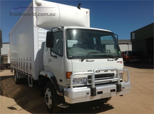 2006 Mitsubishi FM10 - Trucks for Sale