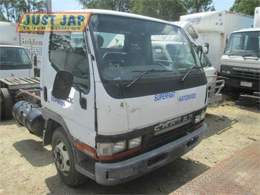 1999 Mitsubishi Canter FE637 Just Jap Truck Spares - Wrecking for Sale