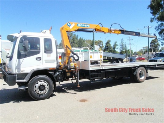 2005 Isuzu FVD South City Truck Sales - Trucks for Sale