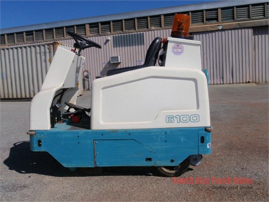 2006 Tennant 6100 South City Truck Sales - Heavy Machinery for Sale