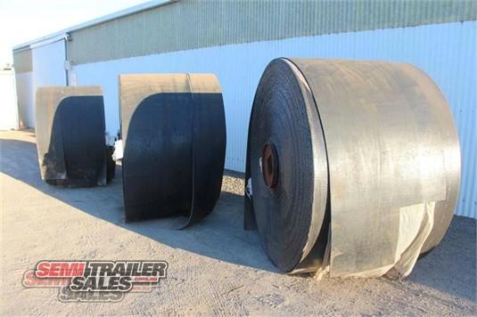 Accessories & Trailer Parts Custom Conveyor Belt Semi Trailer Sales - Parts & Accessories for Sale