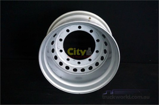 0 Rims 10/335 11.75x22.5 Steel Rims - Truckworld.com.au - Parts & Accessories for Sale