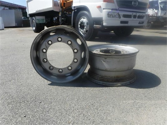Accessories & Truck Parts Steel 10 Stud RIMS Raytone Trucks - Parts & Accessories for Sale