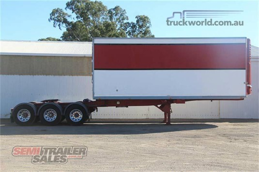 2006 Maxitrans 12 Pallet Semi A Trailer - Trailers for Sale
