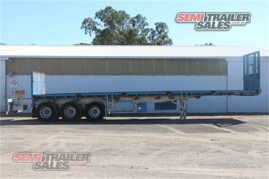 2004 Maxitrans Flat Top Trailer Semi Trailer Sales - Trailers for Sale