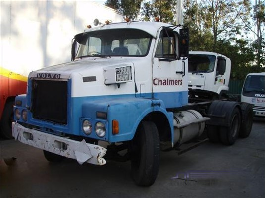 1988 Volvo N10 Wrecking Trucks For Sale Rocklea Truck