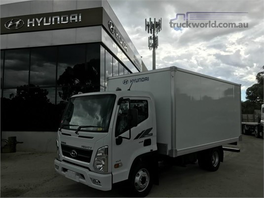 2017 Hyundai QT EX4 Mighty AD Hyundai Trucks & Commercial Vehicles - Trucks for Sale
