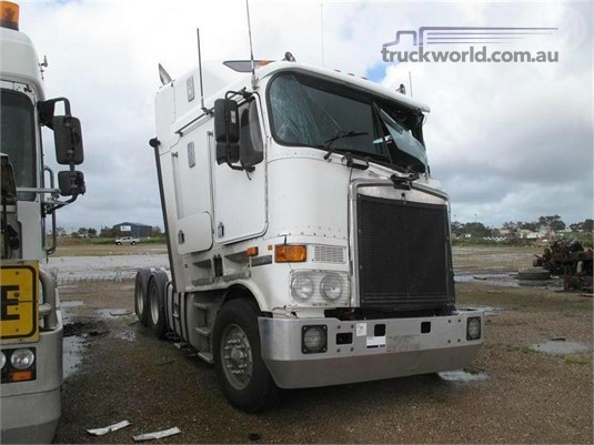 2009 Kenworth K108 - Wrecking for Sale