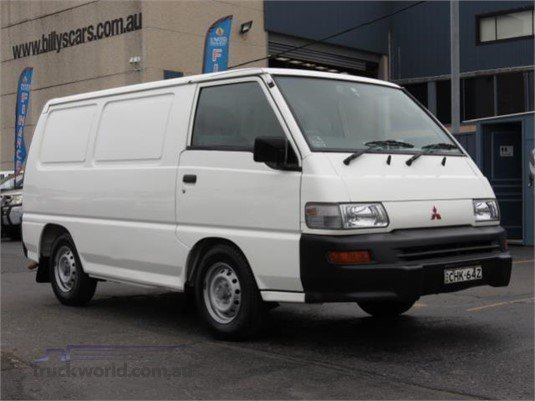 134ba4442f 2007 Mitsubishi Express Van light commercial for sale Billy s Cars in ...