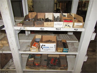 Various Tools/Hand Held Items Auction Results - 9 Listings