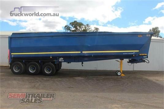 2010 Muscat Tipper Trailer - Truckworld.com.au - Trailers for Sale