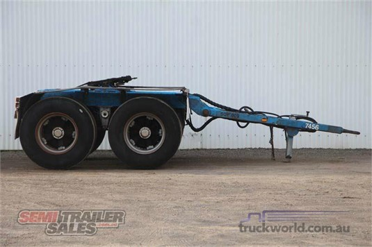 1983 Custom Dolly Trailers for Sale