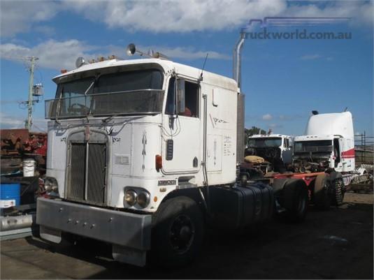 1984 Kenworth K125 - Wrecking for Sale