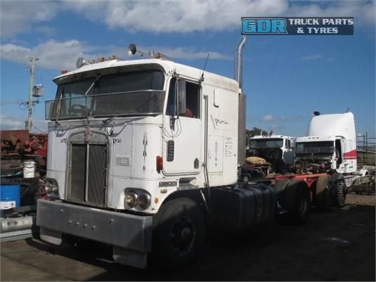 1984 Kenworth K125 GDR Truck Parts - Wrecking for Sale