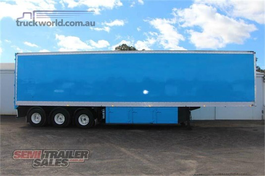2000 Vawdrey 45FT Pantech Semi Trailer Trailers for Sale