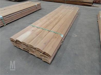 Cedar Ridge Log Home Supply Buildings Auction Results - 8
