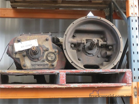 Transmission & Gearboxes - New & Used Part & Accessory Sales