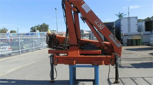 1999 Hmf 1250-4 - Cranes & Tailgates for Sale