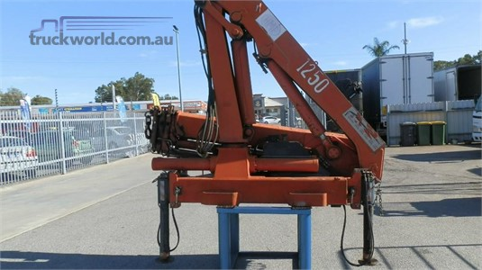1999 Hmf 1250-4 Truck Traders WA - Cranes & Tailgates for Sale