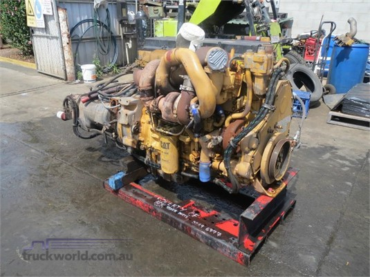 Caterpillar C13 Acert Engine - Parts & Accessories for Sale