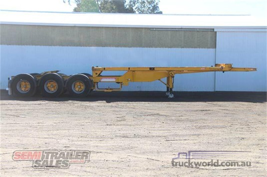 2004 Barker Rollback A Trailer Trailers for Sale