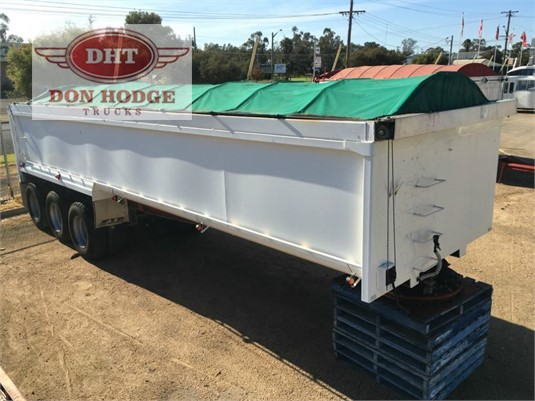 1999 Homemade Alloy Toa Tipper Don Hodge Trucks - Trailers for Sale